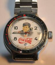 Russian Soviet Army Watch Amphibian Commander Military Award Order Coca Cola