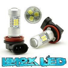 2x H8 Xenon LED 4G Nebelscheinwerfer Birnen 700 Lumen Seat Leon 5F SC Canbus