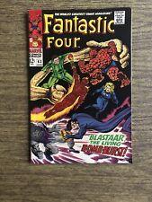 Marvel Comics Group Fantastic Four #63 NM/VF