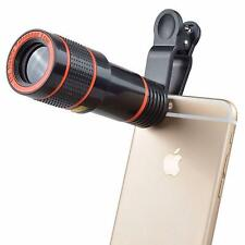 8x Zoom Telephoto Lens HD Smartphone Camera Lens Monocular Telescope