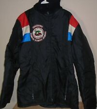 Vintage 1980s LeMans snowmobile club patch jacket size Large