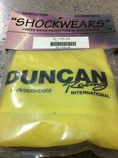 DUNCAN RACING SHOCKWEARS REAR SHOCK COVER TRX250R LT500 RAPTOR 660 WORKS OHLINS