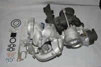 Turbolader 2.0 TDI BiTurbo VW Crafter DICHTUNGSSATZ 10009700068 163PS 03L145715B