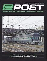 PC Post: Spring/Summer 2016 issue of the PENN CENTRAL Historical Society - (NEW)
