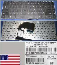 Clavier Qwerty US HP EliteBook 8460P NSK-HZ1SV 9Z.N6RSV.101 635769-001 641835-