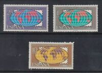 ESPAÑA (1963) MNH - NUEVO SIN FIJASELLOS SPAIN - EDIFIL 1509/11 DIA DEL SELLO