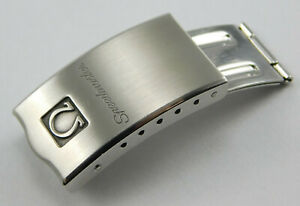 Omega Speedmaster Brushed Polished Clasp 16MM 114ST 1469/811 With Links Auth