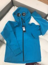 CP COMPANY Soft shell Technical Outer Layer Goggle Jacket Sz 52  L/XL  Blue C.P.