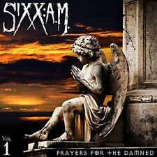Sixx: A.M. - Prayers For The Damned [CD]
