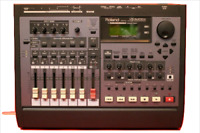 Used VS-840GX Roland Digital Studio Workstation VS-840 MTR Recorder