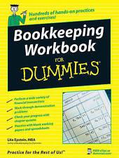 Bookkeeping Workbook For Dummies, Lita Epstein