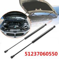 2x Bonnet Hood Lift Support Rod Shock Strut For BMW 323i 325i 328i E90 91 92 93