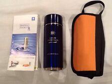 *SALE Blue Alkaline Energy Flask, Alkalizing Water Bottle - Nanometer Energy Cup