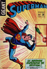 Comics Français  Sagedition   Superman GEANT  N° 3     oct06