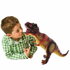 36 cm T-Rex Large Soft Foam Rubber Stuffed Dinosaur Toy Action Play Figure