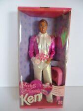 Mattel Secret Hearts Ken 1992 Barbie Doll New In Box