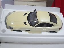Mercedes-Benz AMG GT S Coupé, diamantweiß, Premium Classixxs, OVP, 1:12, limit.