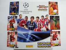 Adrenalyn XL Trading Cards Champ. League 2010/2011/2012/2013 - 18 verschiedene!!