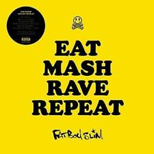 "FATBOY SLIM ‎– EAT MASH RAVE REPEAT LIMITED 7"" VINYL SINGLE (NEW/SEALED)"