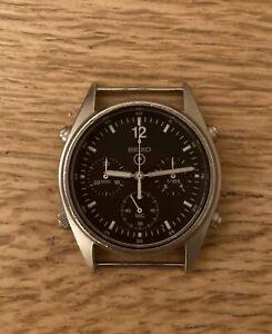 Seiko Gen 1 7A28-7120, First Year Manufactured, 1984 RAF Pilot Watch