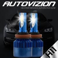 AUTOVIZION LED HID Headlight kit H11 White for 2009-2016 Chevrolet Traverse