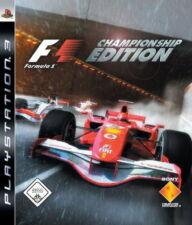 PS3 SPIEL F 1 CHAMPIONSHIP EDITION FORMULA 1  DIE EVOLUTION DER FORMEL 1