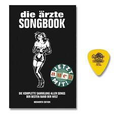 die ärzte SONGBOOK jetzt mit 'auch' - mit Dunlop Plek - BOE7622 - 9783865437150