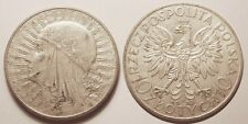Pologne, 10 Zlotych Argent 1933, TTB+ !!