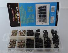 170pc DOOR Panel Clip and SCREW  Assortment  Car Door panel clips