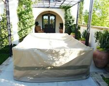 """Patio Set Cover 120""""L x 86""""W x 45""""H 
