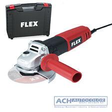 Flex Amoladora angular Le 9-10 125 900 Watt en maleta + estante 378313 378.313