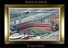 MAGNET SPORTS Photo Magnet BUSCH STADIUM St. Louis Missouri Cardinals Baseball