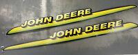 John Deere Hood Top Decals trim kit AM122823 LT 133 155 166 LTR 155 166 *OEM*