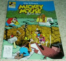 Walt Disney's Mickey Mouse Adventures 13, NM- (9.2) 1991