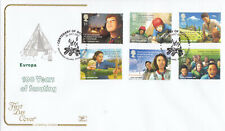 (53014) GB Cotswold FDC Scouts Brownsea Island Poole 2007