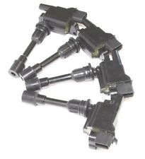 4PCS Ignition Coils for 01-03 Mazda Protege LX Sedan 4D 2.0L DOHC 50087 5C1208