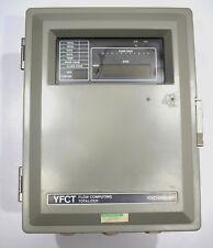 Yokogawa YFCT-3AA3-A1A B /SCT Flow Computing Totalizer 20-130 VDC 80-138 VAC