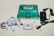 Nintendo 64 NTSC-J with Controller, Smash Bros and Aussie Power Supply