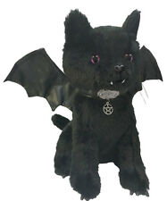 Spiral Direct BAT CAT - Winged/Kitten/Collectable Soft Plush Toy/Gift Idea/Xmas