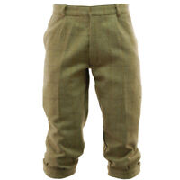 Game Mens Light Derby Tweed Breeches Hunting Shooting Breeks Trousers