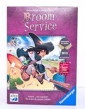 Ravensburger 26917 - Broom Service, Brettspiel Familienspiel Zaubertrank Hexen