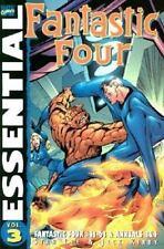 Essential Fantastic Four Vol. 3 by Stan Lee (2001, Paperback)