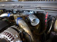 "4"" Air Intake Pipe Kit For 99-03 Ford Super Duty 7.3L PowerStroke Diesel GTP38"