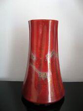 Clément Massier - Vase céramique - Vallauris - Art Nouveau - 1900 -