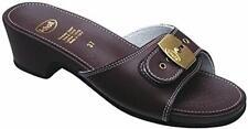 Scholl Leather Look Hi Bordeaux Uk 5 (EU 38)