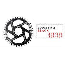 Direct Mount GXP 34/36/38/40T Narrow Wide MTB Bike Chainring For SRAM  XX1 X9 XO