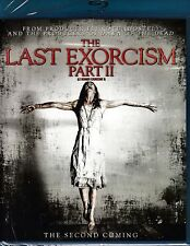 NEW BLU-RAY // The Last Exorcism Part II // Patrick Fabian, Ashley Bell, Iris Ba