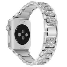 Acero Inoxidable Reloj Banda Correa Para APPLE IWATCH serie 5 4 3 2 6 38 40 42 44MM