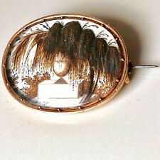 Funeral Urn Pin Antique Georgian Mourning
