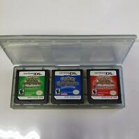 Pokemon Mystery Dungeon: Explorers of Sky Bundle Authentic 3 Games Nintendo DS
